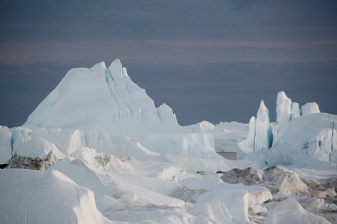 Sermeq Kujalleg Glacier - Ilulissat - Greenland